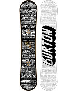 Burton Bullet Wide Snowboard 160