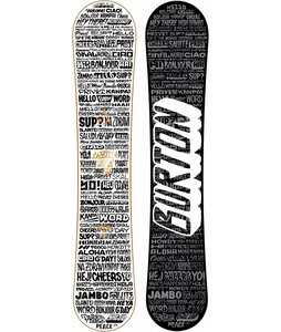 Burton Bullet Wide Snowboard 164