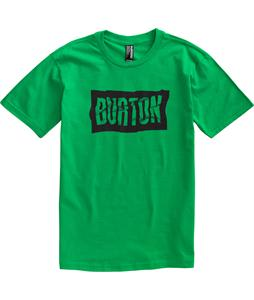 Burton Bullet T-Shirt Kelly