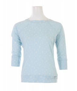 Burton Bunny Invasion Boat Shirt Oasis