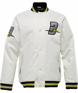Burton Burton X Starter Snowboard Jacket Stout White