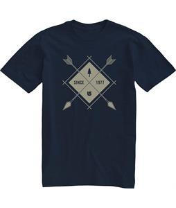 Burton Camp Arrowhead Recycled Slim Fit T-Shirt