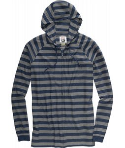 Burton Camp Hoodie Team Blue/Iron Gray