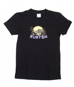 Burton Camp T-Shirt Black