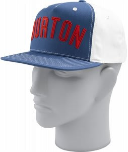 Burton Canal Starter Cap Team Blue