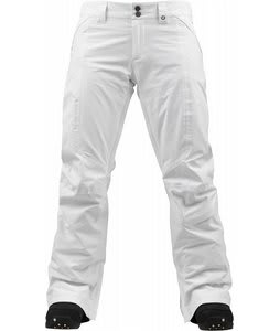 Burton Canary Snowboard Pants Bright White