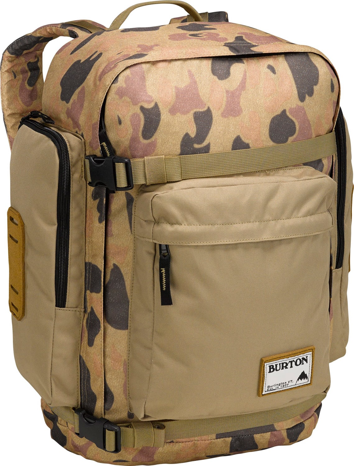 Burton Canyon Backpack Duck Hunter Camo 28L