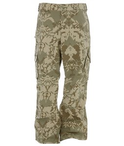 Burton Cargo Snowboard Pants Mosaic Martini