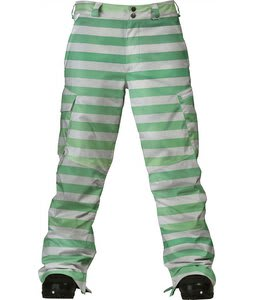 Burton Cargo Snowboard Pant Absynth Bigstripe Fade Print