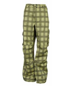 Burton Cargo Snowboard Pants Barrier Yellow