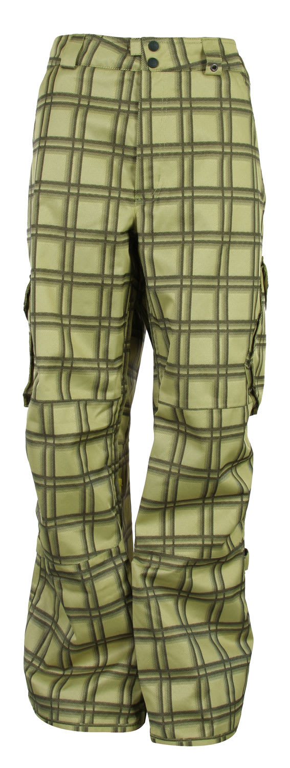 Shop for Burton Cargo Snowboard Pants Barrier Yellow - Men's