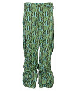 Burton Cargo Snowboard Pants Trench Green Gallery