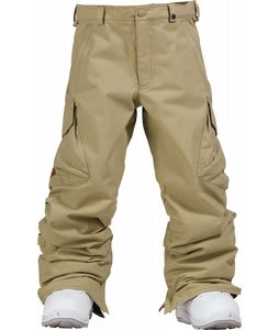 Burton Cargo Snow Pants Sandstone