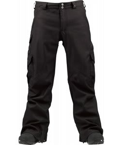 Burton Cargo Snowboard Pants True Black
