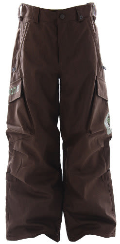 Burton Cargo Snow Pants Mocha