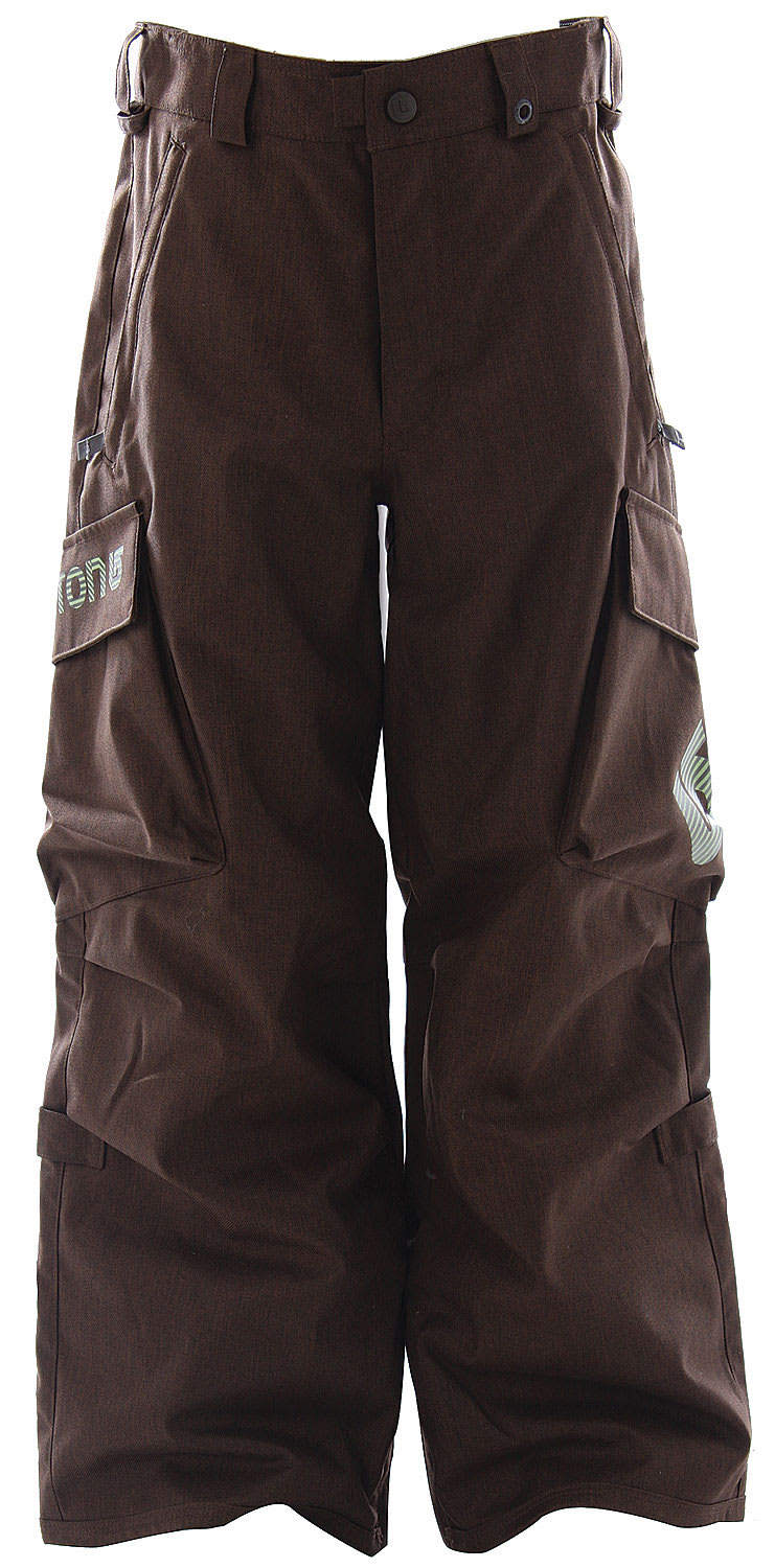 Shop for Burton Cargo Snowboard Pants Mocha - Kid's