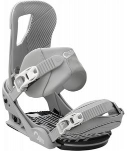 Burton Cartel Snowboard Bindings Cement