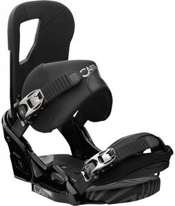 Burton Cartel EST Snowboard Bindings Asphalt
