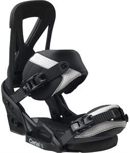 Burton Cartel EST Restricted Snowboard Bindings Darkness