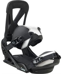 Burton Cartel Restricted Snowboard Bindings Darkness