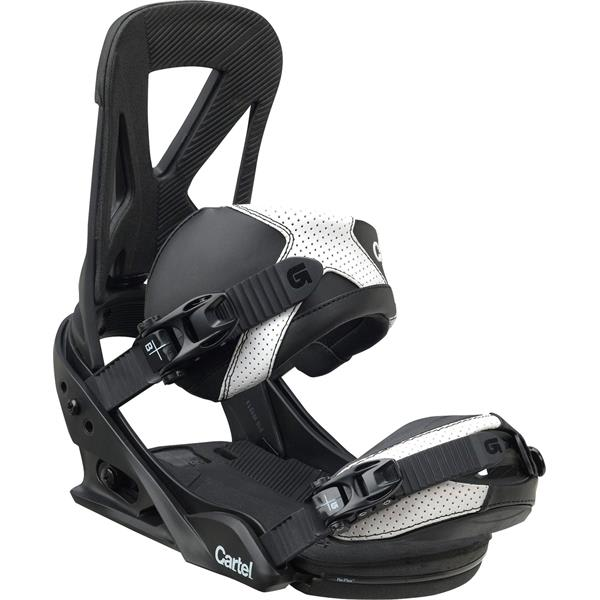 Burton Cartel Restricted Snowboard Bindings