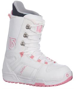 Burton Casa Snowboard Boots White/Pink