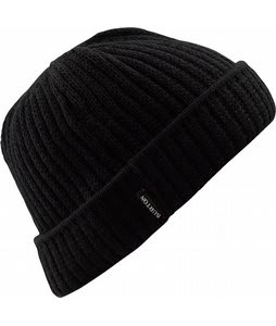 Burton Cash Beanie True Black