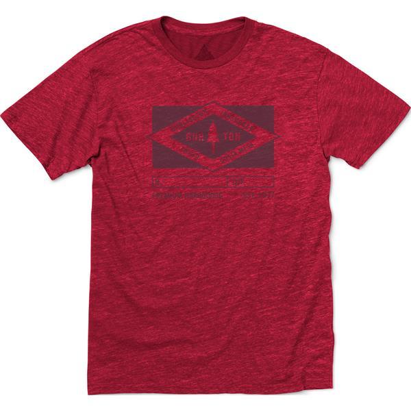 Burton Certified Speckled Heather Tri-Blend T-Shirt