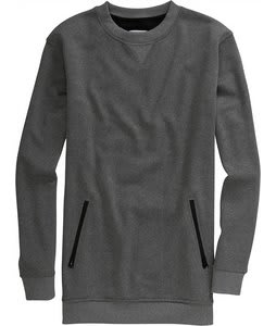 Burton Chapin Crew Fleece Grey Heather