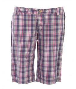 Burton Check Point Shorts