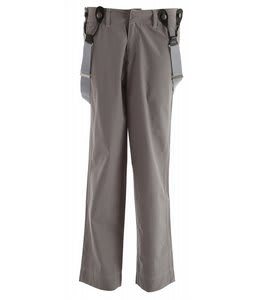 Burton Chemistry Street Pants Menswear Plaid