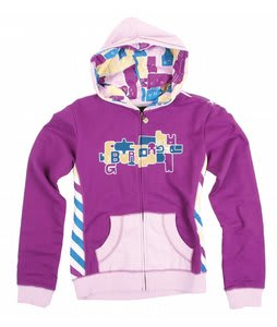Burton Chicklet Hoodie Grape