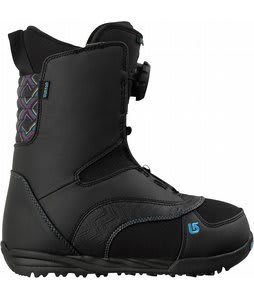 Burton Chloe Snowboard Boots Black/Multi