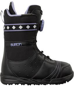 Burton Chloe Snowboard Boots Black/Purple