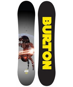 Burton Chopper Star Wars Snowboard 110