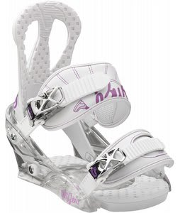 Burton Citizen Snowboard Bindings White