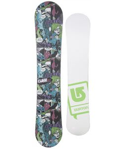 Burton Clash Comic LTD Snowboard 151