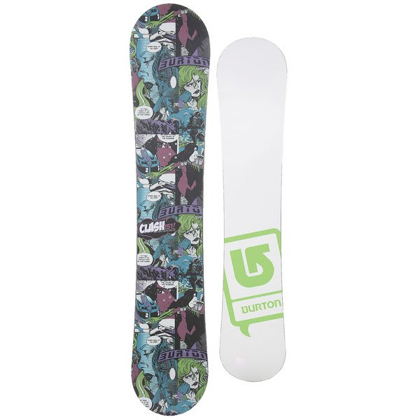 Burton Clash Comic LTD Snowboard