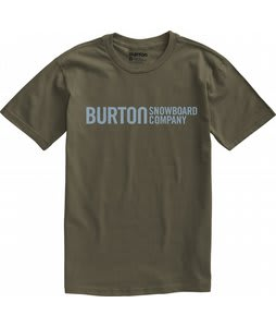 Burton Classic Horizontal T-Shirt Keef