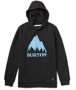 Burton Classic Mountain Pullover Hoodie True Black