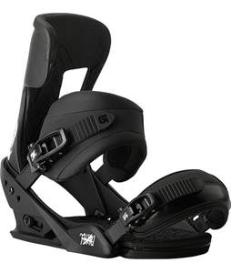 Burton Cobrashark Snowboard Bindings Black/White