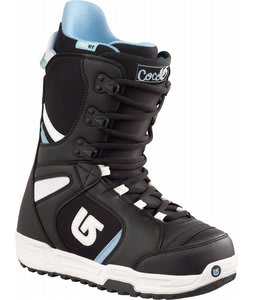 Burton Coco Snowboard Boots Black/White
