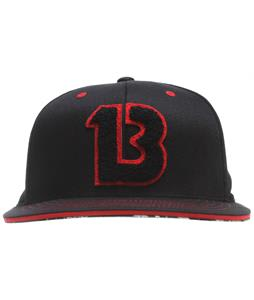 Burton College Boy Cap True Black
