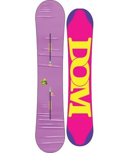 Burton ConDom Snowboard 154