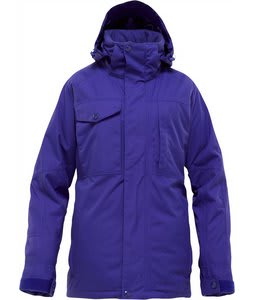 Burton Contact Snowboard Jacket Twilight