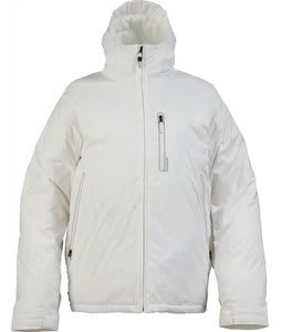 Burton Continuum Down Snowboard Jacket Bright White