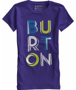 Burton Copacetic T-Shirt Moonraker