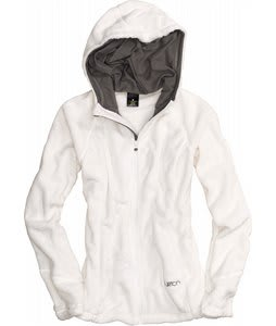 Burton Cora Fleece Bright White