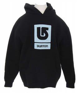 Burton Corp Vertical Hoodie
