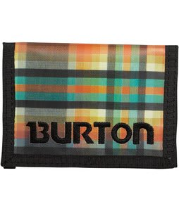 Burton Cory Wallet Majestic Plaid